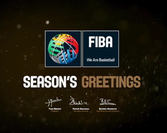 FIBA – Christmas Idents