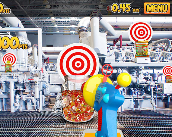Haribo – Hot Shots