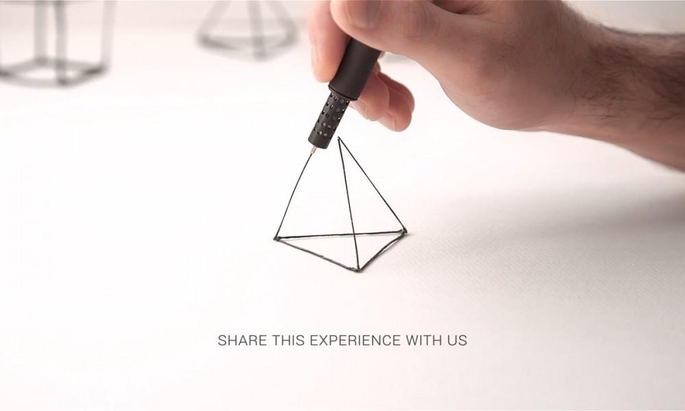 LIX THE SMALLEST 3D PRINTING PEN