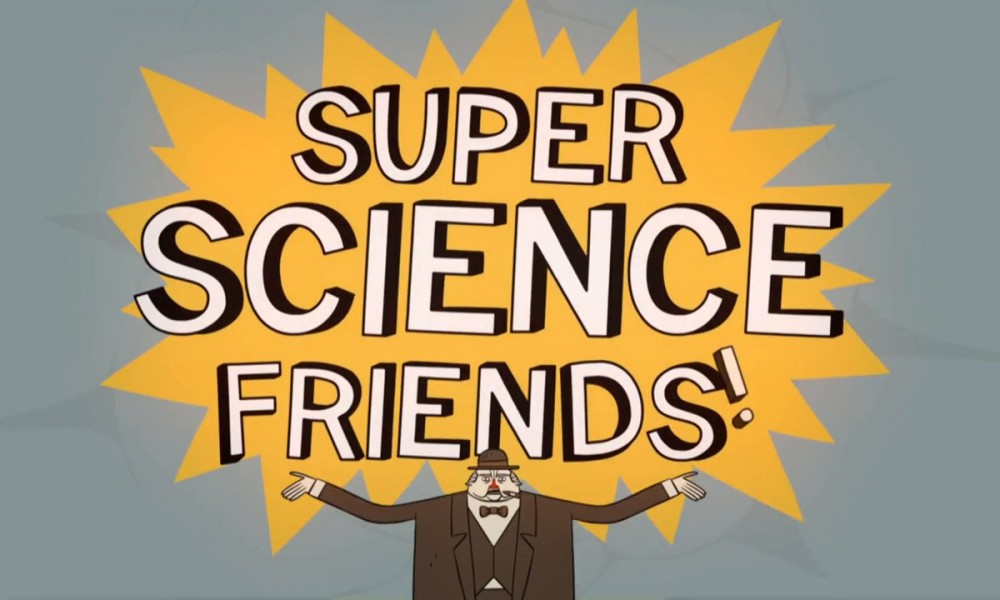 is science a friend or an Albert einstein saves the day again  marie curie's periodic pantry  sneaky little nazis.