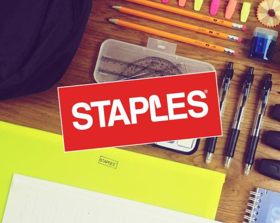 Staples – Back to School