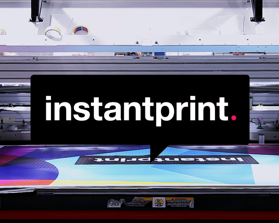 InstantPrint – Giant Business Card