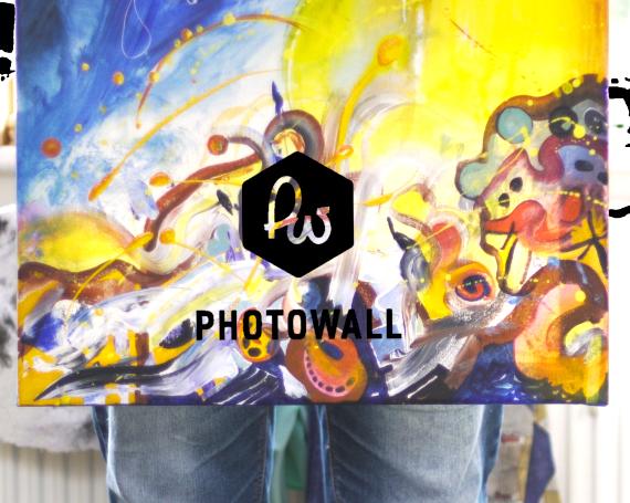 Photowall – Colour Your World