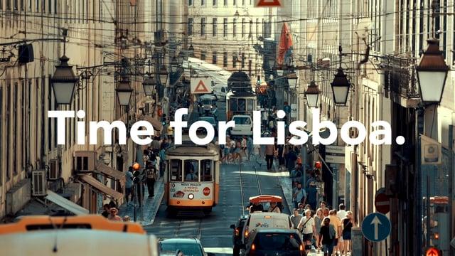 Time for Lisboa