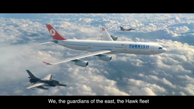 Turkish Airlines – We Fly