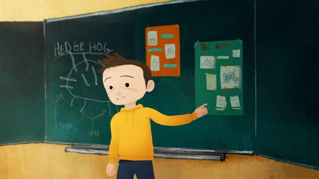 Hedgehog – Animation Short Film 2018 – GOBELINS