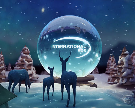 International SOS – Christmas 2017