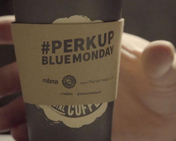 MBNA – Blue Monday